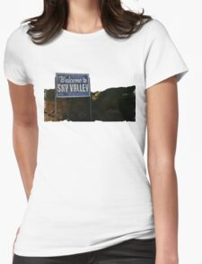 Kyuss - Welcome to Sky Valley Womens T-Shirt