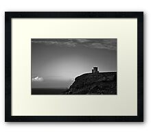 Ireland in Mono: Am I Only Dreaming Framed Print