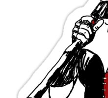Whatever you say, MR J - Harley Quinn  Sticker