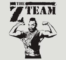 The Z-Team : Brain Attitude by Gumley