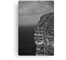Ireland in Mono: All The Time We Were Apart Canvas Print