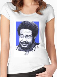 Bill Withers Women's Fitted Scoop T-Shirt