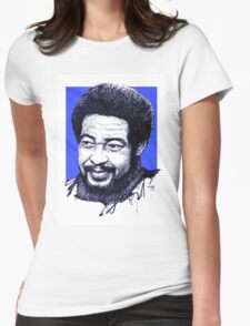 Bill Withers Womens Fitted T-Shirt