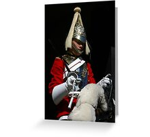 Trooper - The Lifeguards Greeting Card