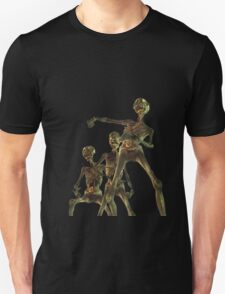 Attacking Skeletons T-Shirt