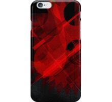 geometrical abstract iPhone Case/Skin