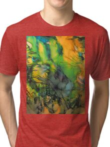Abstract 0988 Tri-blend T-Shirt