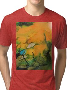 Abstract 993 Tri-blend T-Shirt