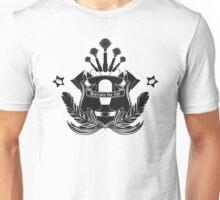 Barista Crest (light tees and hoodies) Unisex T-Shirt