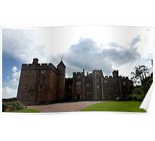 Dunster Castle Poster