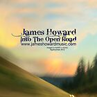 James Howard &quot;Into The Open Road&quot;  iPhone Case by gabryshak