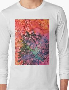 Abstract 999 Long Sleeve T-Shirt