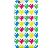 Digi-Hearts iPhone Case/Skin