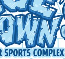 Ice Town Sticker