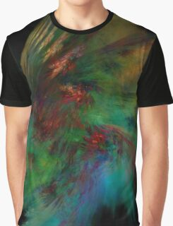 Forces - Abstract Fractal Graphic T-Shirt