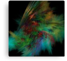 Forces - Abstract Fractal Canvas Print