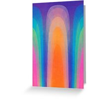 Chroma #1 Greeting Card