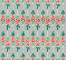 Barista Pattern by Barista
