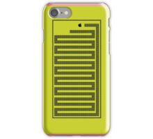 Snake – classic mobile game iPhone Case/Skin