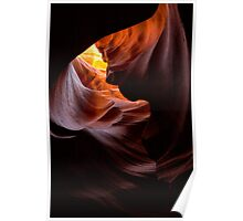Antelope Canyon, Page Arizona Poster