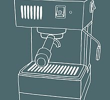 Espresso Machine  by Barista