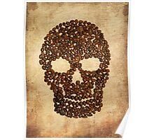 Skull & Beans Poster