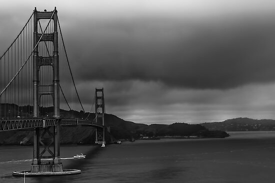 Golden Gate I by Erik Brede