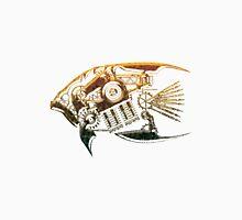 Steampunk bronze fish Unisex T-Shirt