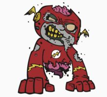 Super Zombie Flash One Piece - Short Sleeve