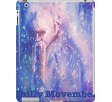 Chilly Movember iPad Case/Skin