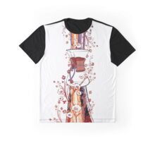 Floral Chemex Graphic T-Shirt