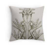 reach . . .  Throw Pillow
