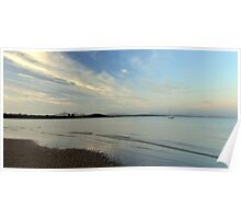 Llanbedrog Beach Poster