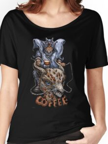 Colonel Coffee Women's Relaxed Fit T-Shirt