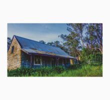 Miners Cottage at Specimen Hill - Golden Square, Victoria One Piece - Short Sleeve