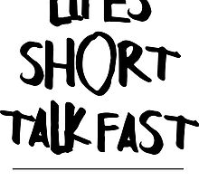 Talk Fast by Spencerhudson