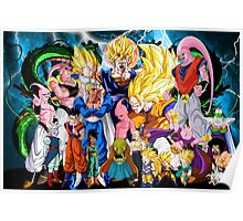 Dragon Ball Z - Buu Saga Poster