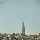 Porto City Clérigos Tower by Ana  Eugénio