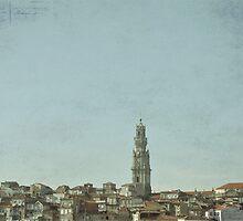 Porto City Clérigos Tower by Ana  Eugénio