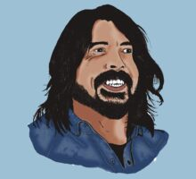 Dave Grohl - Foo Fighters - Legend - Nirvana Kids Tee