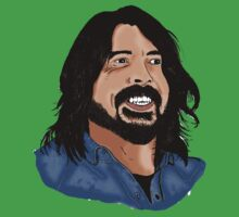 Dave Grohl - Foo Fighters - Legend - Nirvana Baby Tee