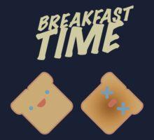 Breakfast time! by Ikrus