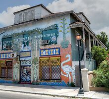 The Hub Community Arts Centre on East Bay Street in Nassau, The Bahamas by Jeremy Lavender Photography