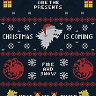 Christmas is coming by Amygurumi