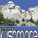 mount kushmore by mouseman