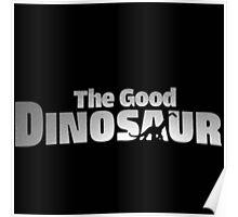 The Good Dinosaur Cartoon Poster