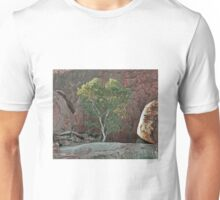 Lone Tree at Devil's Marbles  Unisex T-Shirt