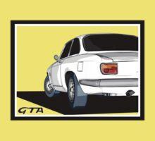 Alfa Romeo GTA Kids Tee