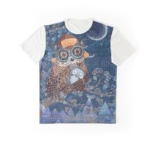 Night time dreamer Graphic T-Shirt