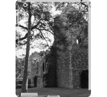 Peebles Cross Kirk iPad Case/Skin